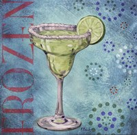 Calypso Cocktails II Fine Art Print