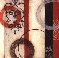 Circular II - mini Framed Print