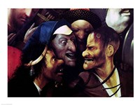 The Carrying of the Cross - close by Hieronymus Bosch - various sizes