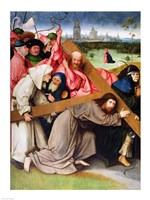 Christ Carrying the Cross by Hieronymus Bosch - various sizes