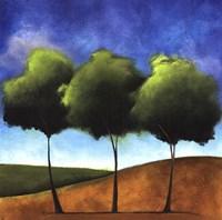 Tres Amigas - mini Fine Art Print