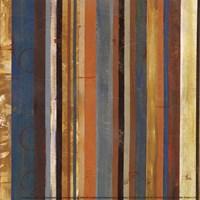 "Stripes II - petite by Cheryl Martin - 6"" x 6"""