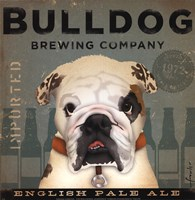 Bulldog Brewing Fine Art Print