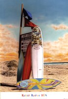 """Surf Conditions by Robin Renee Hix - 18"""" x 26"""" - $17.99"""