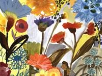 Flower Garden II Fine Art Print