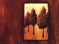 Through Fall's Window Fine Art Print