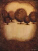 In a Dream of Trees II Fine Art Print