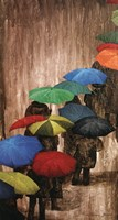 In the Rain Fine Art Print
