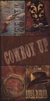 Cowboy Up Fine Art Print