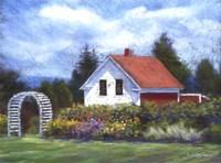 Summer Arbor Fine Art Print