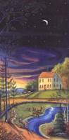 Woodland Twilight II Fine Art Print