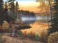 The Rising Sun Fine Art Print