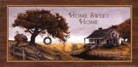 Home Sweet Home Fine Art Print