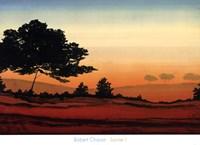 Sunrise I Framed Print