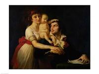 Camille Desmoulins Fine Art Print