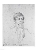 Count Francois Arnail de Jaucourt by Jacques-Louis David - various sizes