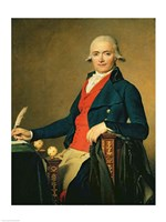 Gaspard Meyer, 1795 by Jacques-Louis David, 1795 - various sizes - $16.49