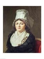Antoinette Gabrielle Charpentier by Jacques-Louis David - various sizes