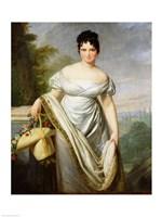 Madame Tallien Fine Art Print