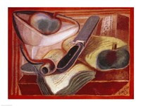 The Book, 1924 by Juan Gris, 1924 - various sizes