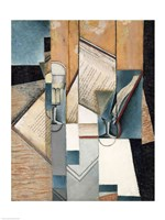 The Book, 1913 by Juan Gris, 1913 - various sizes