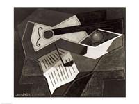 Guitar and Fruit bowl, 1926 by Juan Gris, 1926 - various sizes