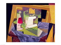 Composition on a Table, 1916 Fine Art Print
