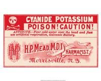 Cyanide Potassium - various sizes