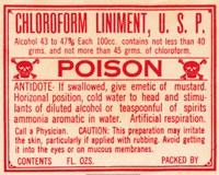 Chloroform - various sizes