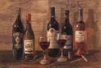 """Wine Tasting by Danhui Nai - 36"""" x 24"""""""