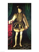 King Charles IX of France Fine Art Print