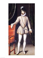 Charles IX King of France Fine Art Print
