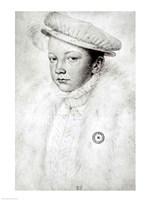 Francois II Fine Art Print