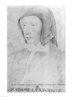 Louise de Savoie Fine Art Print
