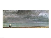 Brighton Beach Fine Art Print