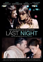 "Last Night The Movie - 11"" x 17"" - $15.49"