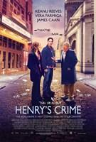 Henry's Crime Framed Print