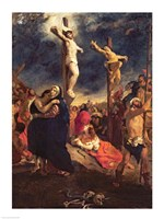 Christ on the Cross, 1835 Fine Art Print