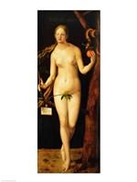 Eve, 1507 Fine Art Print