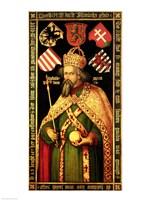 Emperor Sigismund Fine Art Print