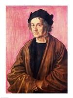 Albrecht Durer's Father, 1497 by Albrecht Durer, 1497 - various sizes