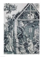 The Adoration of the Shepherds by Albrecht Durer - various sizes