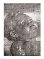 Cherubim Crying, 1521 Fine Art Print