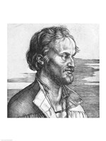 Portrait of Philipp Melanchthon, 1526 Fine Art Print