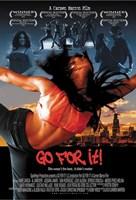 "Go for It! - 11"" x 17"", FulcrumGallery.com brand"