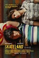 """Skateland - 11"""" x 17"""""""