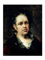 Self Portrait, 1815 by Francisco De Goya, 1815 - various sizes