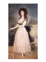 Dona Tadea Arias de Enriquez, 1793-94 Fine Art Print