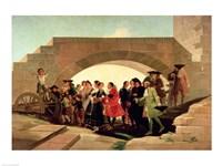 The Wedding by Francisco De Goya - various sizes