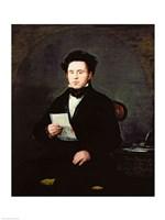 Don Juan Bautista de Muguiro by Francisco De Goya - various sizes - $16.49